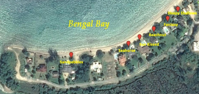 Bengal Bay map for Blog